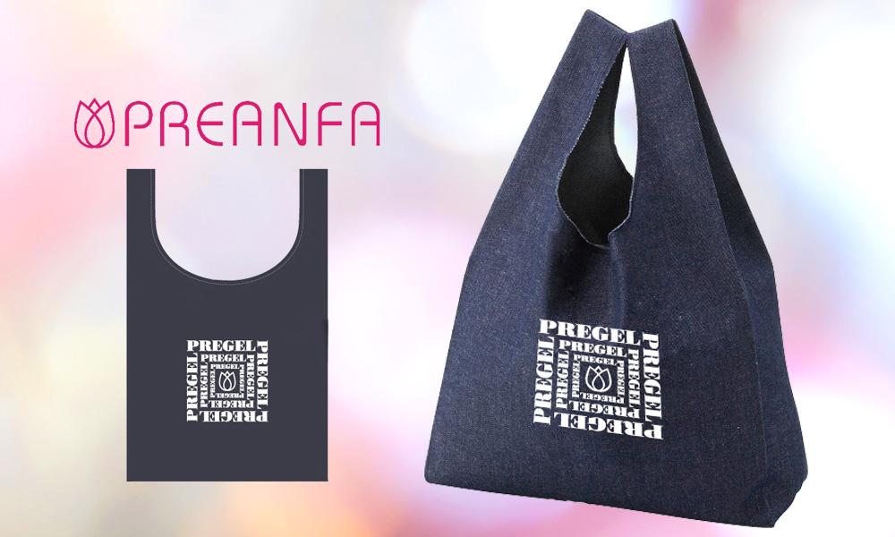 PREANFA デニムバックプレゼント